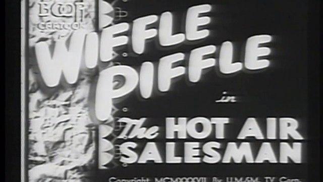 Betty Boop - The Hot Air Salesman (1937)