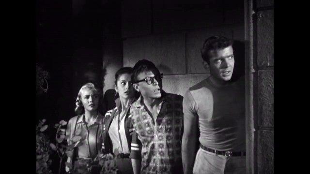 Bloodlust! (1961)  Horror, Thriller - Old movie part 2/2