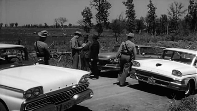 The Amazing Transparent Man (1960) Full Sci-Fi Movie part 2/2