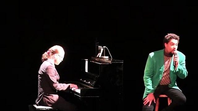 #Live Jann Halexander 'J'ai pas la Foi' 5/10/2020, Théâtre Michel, Paris