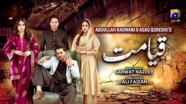 Qayamat - Episode 2 - Har Pal Geo