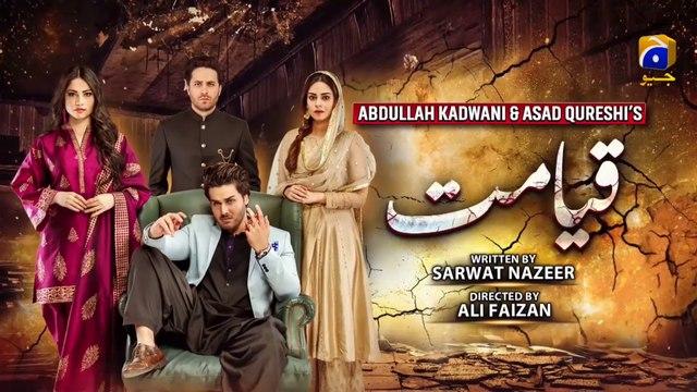 Qayamat - Episode Teaser 4 - Har Pal Geo