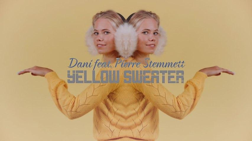 Dani - Yellow Sweater