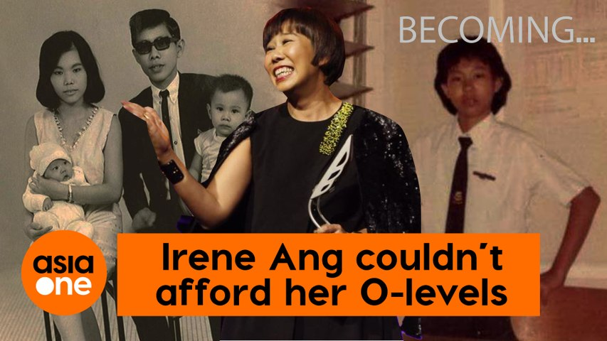 Becoming: Irene Ang, who couldn't pay for her O-levels