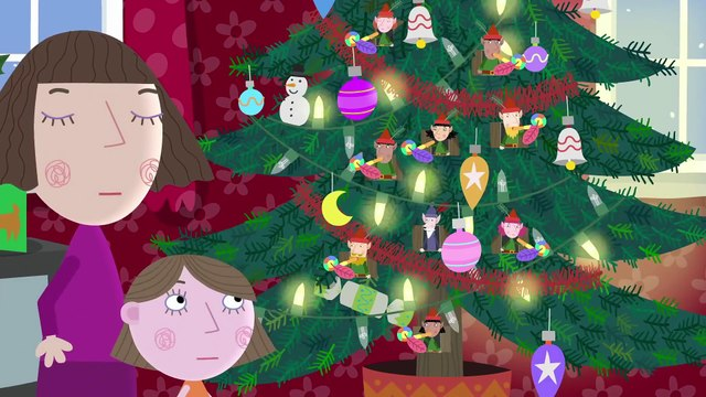 Ben and Holly's Little Kingdom Merry Christmas ----1 Hour Episode Compilation #19