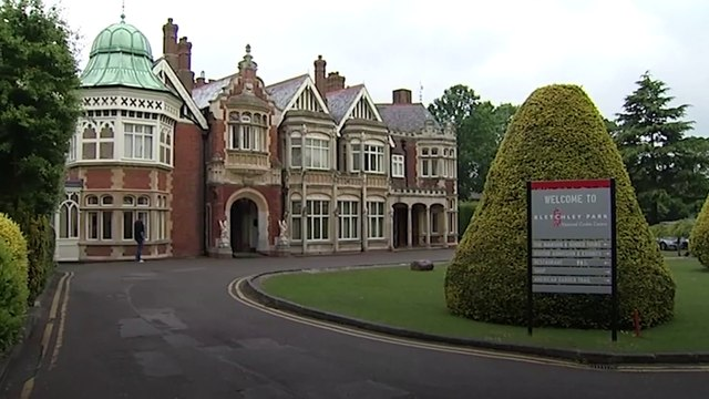 The incredible story of Bletchley Park's codebreakers
