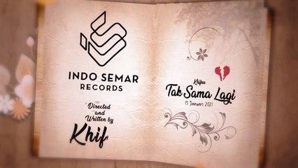 Khifnu - Tak Sama Lagi (Official Lyric Video)