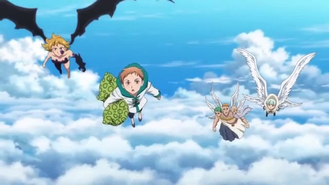 The Seven Deadly Sins S4E1 (HD) | The Seven Deadly Sins Season 4 Episode 1