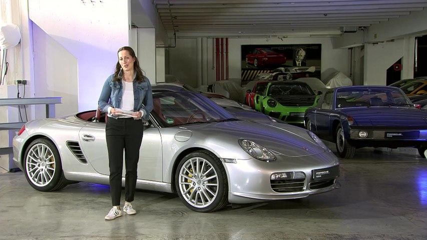 Porsche Museum Heritage Talk - Part 1
