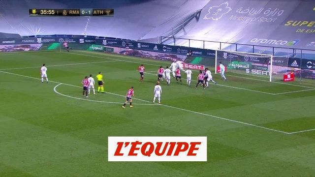 Le résumé de Real Madrid-Athletic Bilbao - Foot - Supercoupe d'Espagne