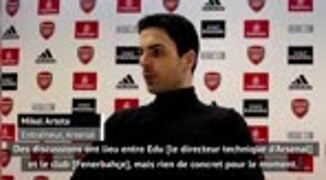 "Transferts - Arteta : ""Ozil à Fenerbahçe ? Rien de concret"""