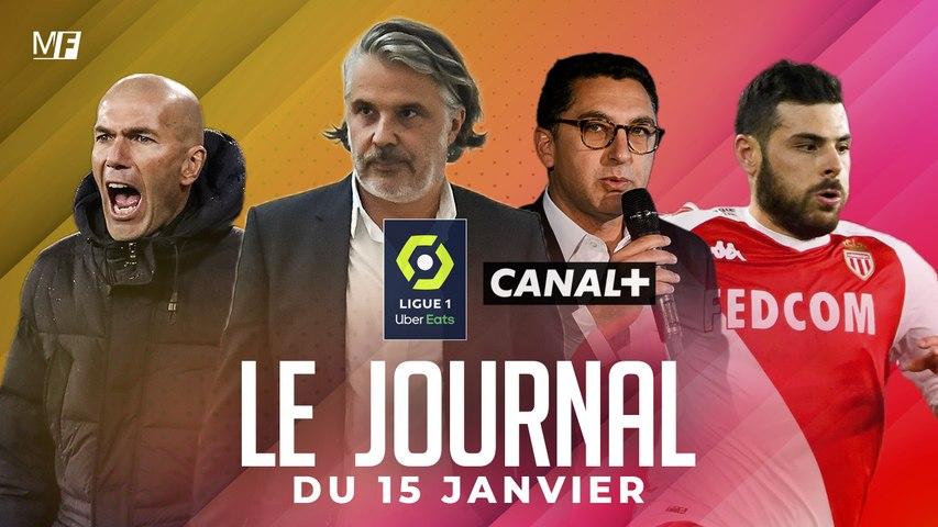 LES DROITS TV DE LA L1, L'AVANT MATCH DE MONTPELLIER - MONACO, LE MERCATO I LES INFOS FOOT DU JOUR