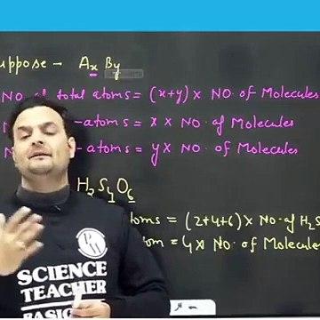 Lacture 1 /  ( 100 day crash course ) chemistry mole concept
