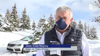 Reportage - Une saison blanche pour les stations?