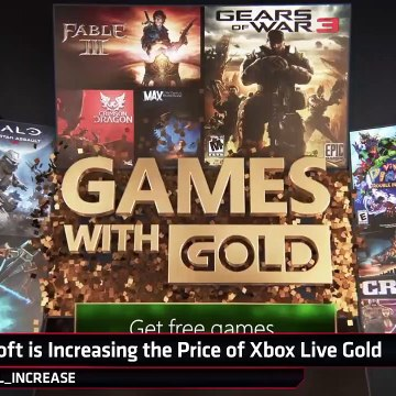 Is Microsoft Doubling Xbox Live Price A Total Ripoff