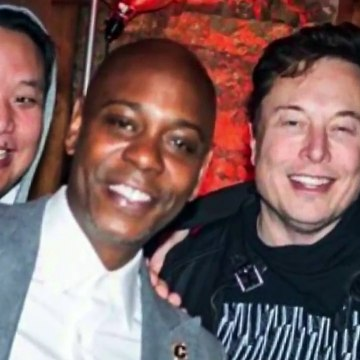 Dave Chappelle Tests Positive 2 Days After Photo With Elon Musk