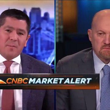 Jim Cramer on Intel and IBM post-earnings slump