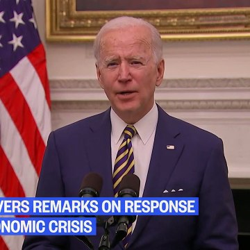 Biden Delivers Remarks On The Economy