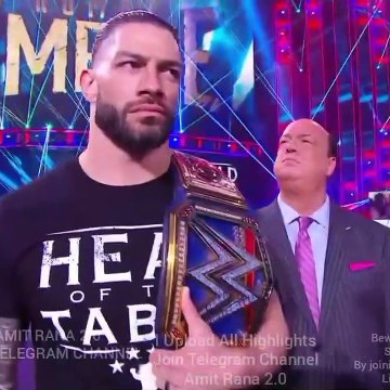 WWE SMACKDOWN HIGHLIGHTS HD 21/01/21