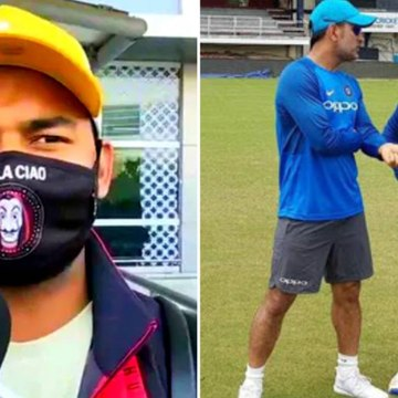#INDvsAUS4thTest : Rishabh Pant - Don't Want To Be Compared With Dhoni Want To Make My Own Name