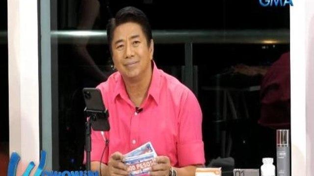 Wowowin: Na-stroke na caller, nakatanggap ng tulong mula kay Kuya Wil