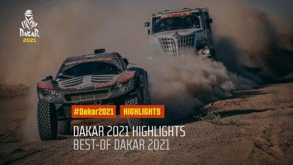 #DAKAR2021 - Highlights