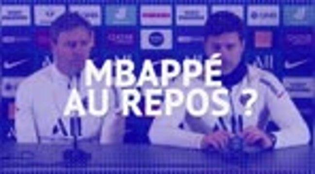 PSG - Mbappé, Icardi, Verratti... L'essentiel de la conf' de Mauricio Pochettino