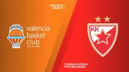 EuroLeague 2020-21 Highlights Regular Season Round 20 video: Valencia 91-71 Zvezda