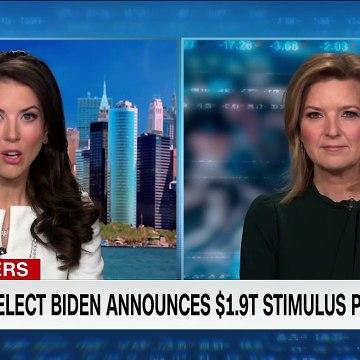 Expert analyzes Biden's $1.9 trillion economic rescue package