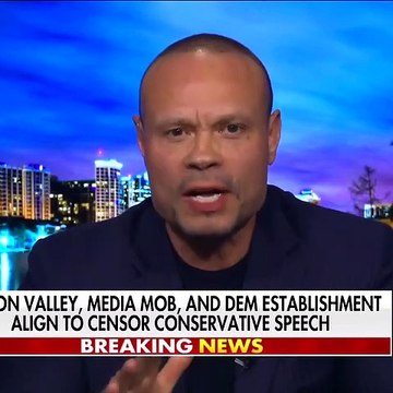 Dan Bongino opens up about Parler's ongoing issues involving Big Tech
