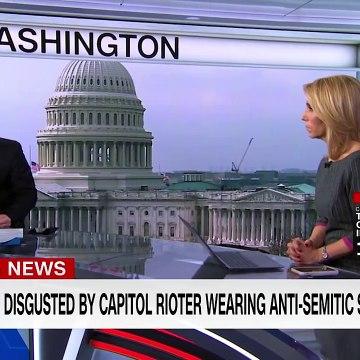 Furious Pelosi calls out Capitol riot 'punk'