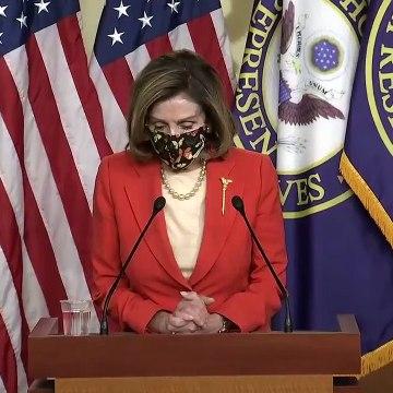 Speaker Pelosi discusses Democratic priorities