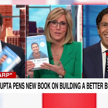 Tips to keep your brain healthy from Dr. Sanjay Gupta