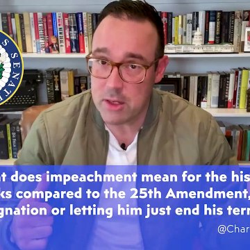 Your impeachment (x2!) questions, answered