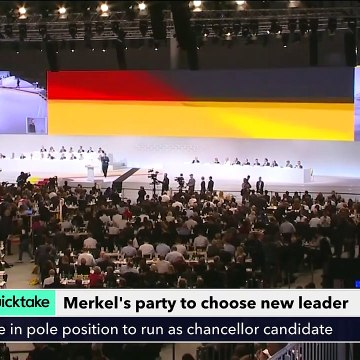 Angela Merkel's Party to Choose New CDU Leader Ahead of German Election