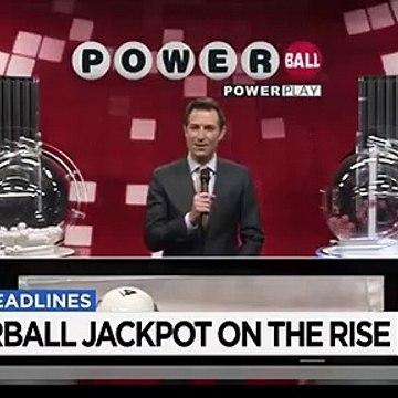Powerball Jackpot Grows To $640 Million; Mega Millions Is $750 Million