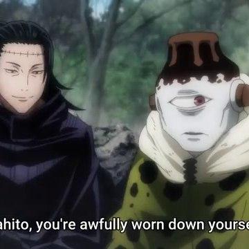 jujutsukaisen episode14 english sub Full screen