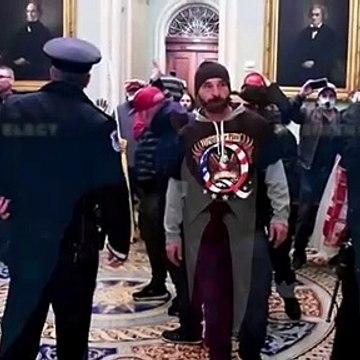 'Grow up'- Biden slams lawmakers who refuse masks