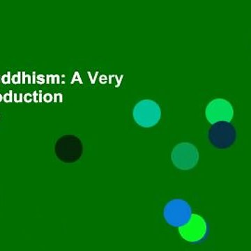 [Read] Buddhism: A Very Short Introduction  For Kindle