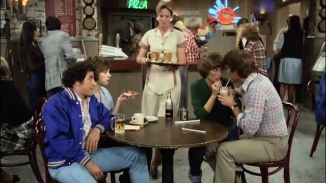 Laverne and Shirley Season 5 Episode 17 Why Did the Fireman