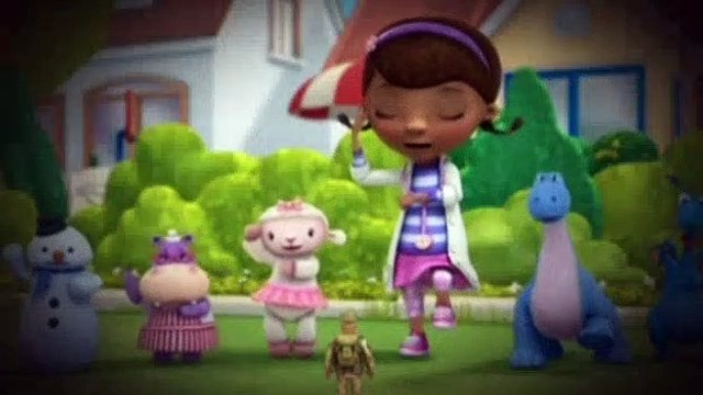 Doc McStuffins S03E03 Training Army Al Sproingo Boingo Takes the Leap