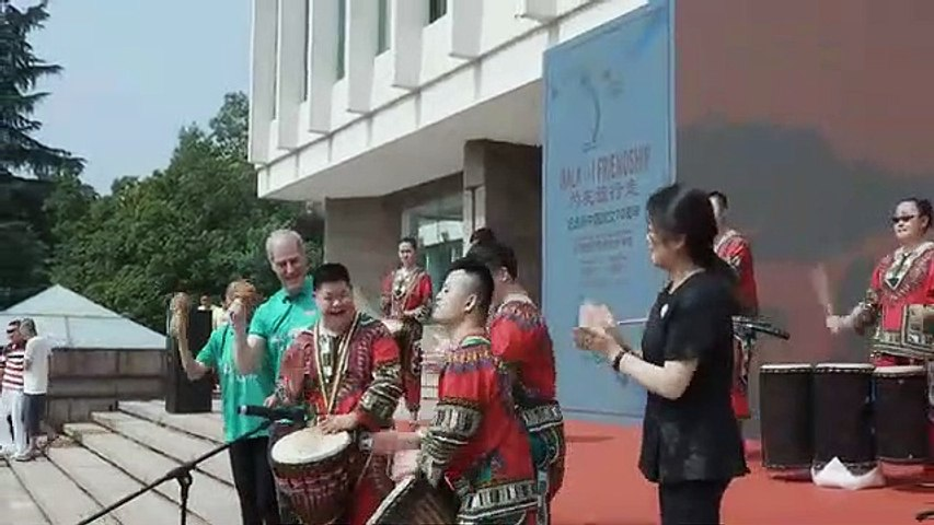 CHINA: A River Runs Through It