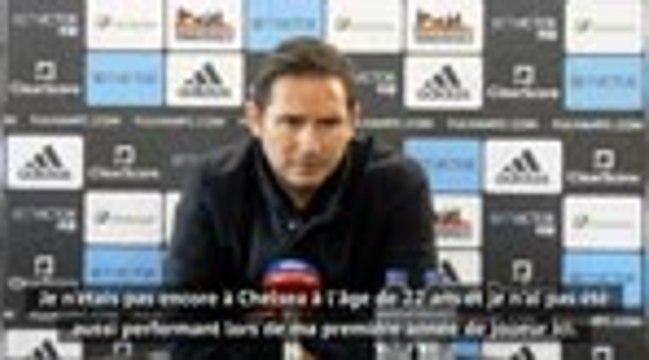 """19e j. - Lampard : """"Mount a réalisé une performance fantastique"""""""