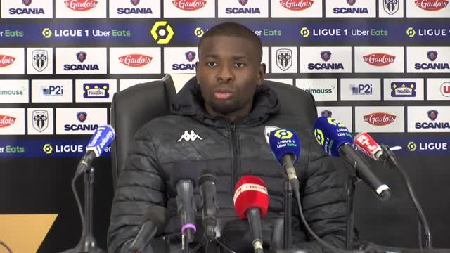 """20e j. - Amadou : """"On ne méritait pas de perdre"""""""