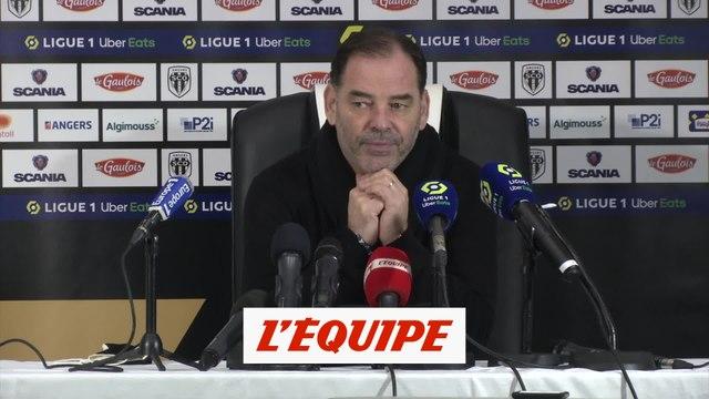 Moulin : «On a eu un visage qui me plaît» - Foot - L1 - Angers