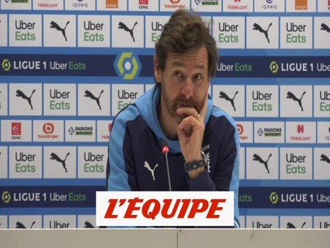 Villas-Boas «Un match misérable» - Foot - L1 - OM