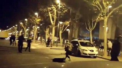 Una manada de menas linchan a dos Mossos d'Esquadra en Pallejà (Barcelona)