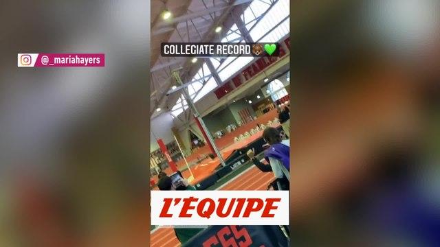 KC Lightfoot s'envole à 5,94m et détrône Lavillenie - Athlé - Perche