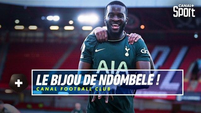 Le but exceptionnel de Tanguy Ndombele face à Sheffield !