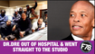 F78NEWS: DR. DRE OUT OF HOSPITAL & WENT STRAIGHT TO THE STUDIO.